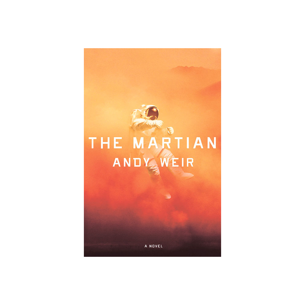 Signed Copy of The Martian by Andy Weir
