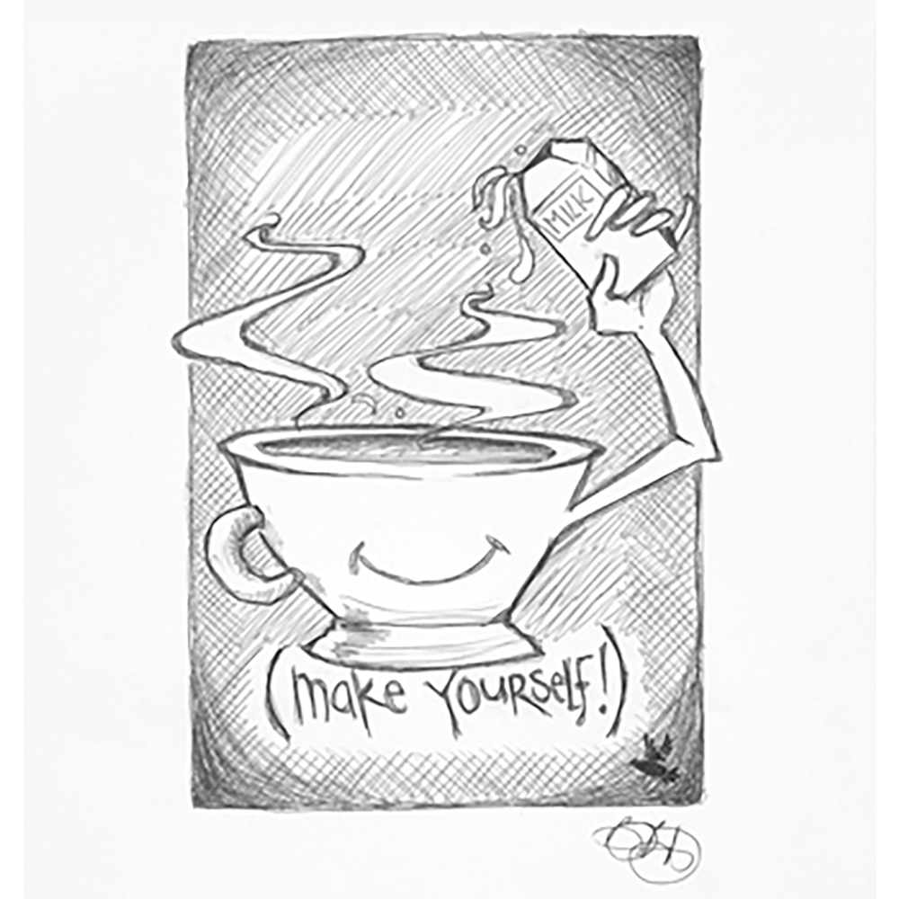 Make yourself poster designed by brandon boyd make yourself poster designed by brandon boyd solutioingenieria Image collections