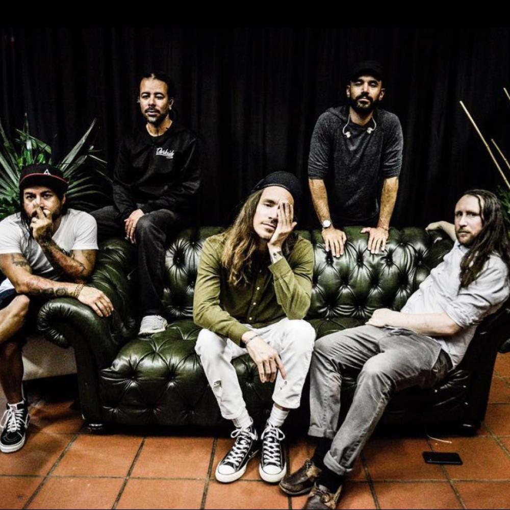 Meet Incubus And Get Tickets To Bunbury Music Festival In Cincinnati